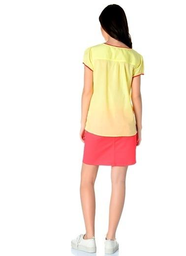 Asymmetry Bluz Sarı